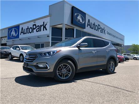 2018 Hyundai Santa Fe Sport 2.4 Luxury (Stk: 18-86703RJB) in Barrie - Image 1 of 30