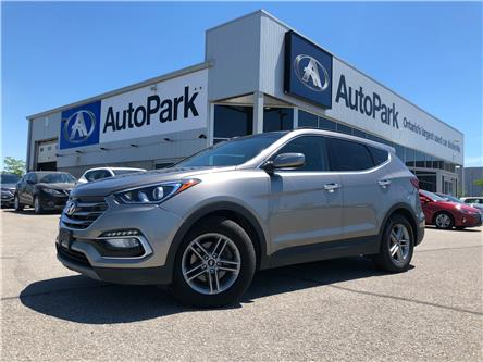 2018 Hyundai Santa Fe Sport 2.4 Luxury (Stk: 18-90619RJB) in Barrie - Image 1 of 29