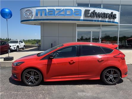 2015 Ford Focus ST Base (Stk: 22278) in Pembroke - Image 1 of 10