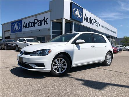 2018 Volkswagen Golf 1.8 TSI Trendline (Stk: 18-82288RJB) in Barrie - Image 1 of 24