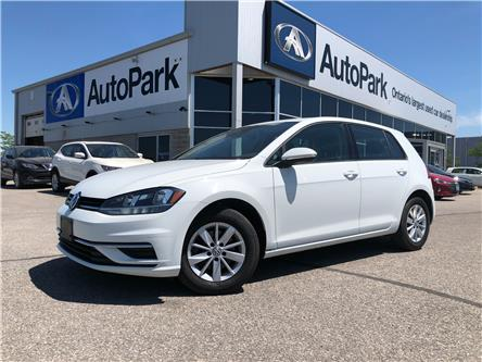 2018 Volkswagen Golf 1.8 TSI Trendline (Stk: 18-82726RJB) in Barrie - Image 1 of 24