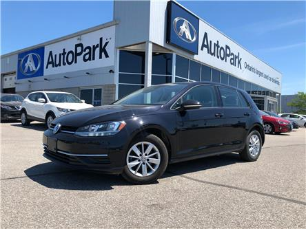 2018 Volkswagen Golf 1.8 TSI Trendline (Stk: 18-84233RJB) in Barrie - Image 1 of 24