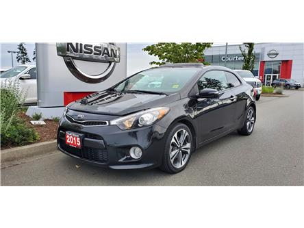 2015 Kia Forte Koup 2.0L EX (Stk: 9Q9362A) in Courtenay - Image 1 of 9