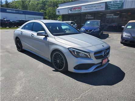 2018 Mercedes-Benz CLA 250 Base (Stk: DF1739) in Sudbury - Image 1 of 15