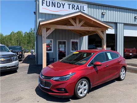 2018 Chevrolet Cruze Premier Auto (Stk: 20139A) in Sussex - Image 1 of 11