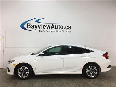 2018 Honda Civic LX (Stk: 36559W) in Belleville - Image 1 of 24