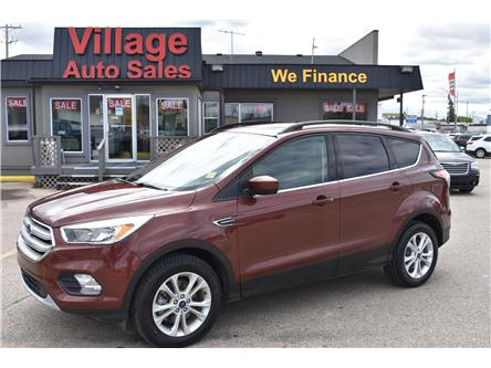 2018 Ford Escape SE (Stk: P37857) in Saskatoon - Image 1 of 29
