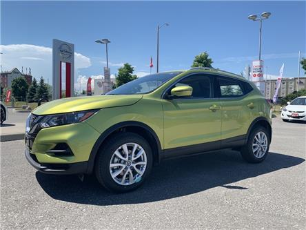 2020 Nissan Qashqai SV (Stk: LW268200) in Bowmanville - Image 1 of 29