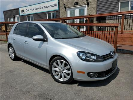 2013 Volkswagen Golf 2.0 TDI Highline (Stk: 10612) in Milton - Image 1 of 15