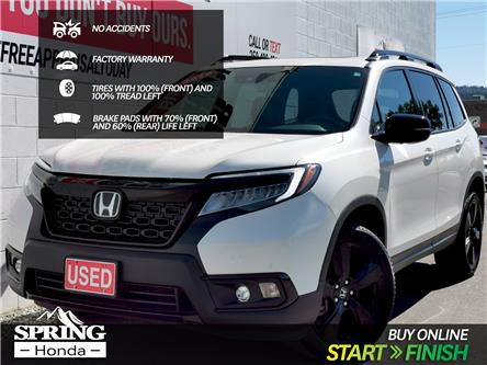 2019 Honda Passport Touring (Stk: B11773) in North Cranbrook - Image 1 of 16