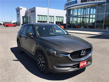 2018 Mazda CX-5 GT (Stk: MX1113) in Ottawa - Image 1 of 20