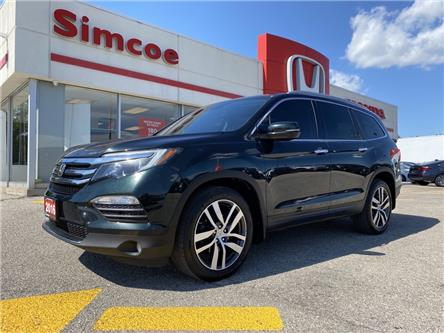 2016 Honda Pilot Touring (Stk: 20091A) in Simcoe - Image 1 of 24