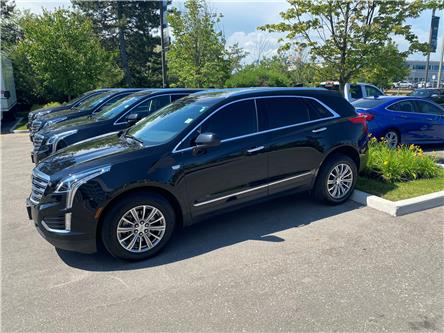 2018 Cadillac XT5 Luxury (Stk: 194514P) in Mississauga - Image 1 of 10