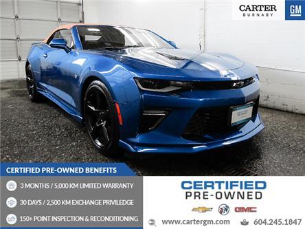 2018 Chevrolet Camaro 2SS (Stk: C0-17961) in Burnaby - Image 1 of 23