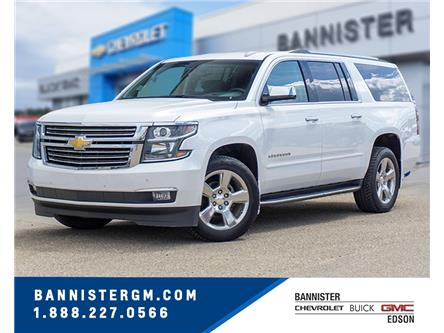2017 Chevrolet Suburban Premier (Stk: 20-149A) in Edson - Image 1 of 19