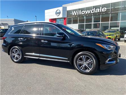 2019 Infiniti QX60  (Stk: U16696) in Thornhill - Image 1 of 12