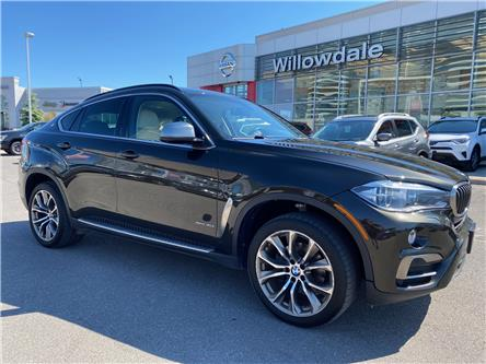 2015 BMW X6 xDrive35i (Stk: C35516) in Thornhill - Image 1 of 12