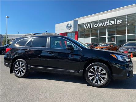 2016 Subaru Outback 3.6R Limited Package (Stk: C35514) in Thornhill - Image 1 of 11