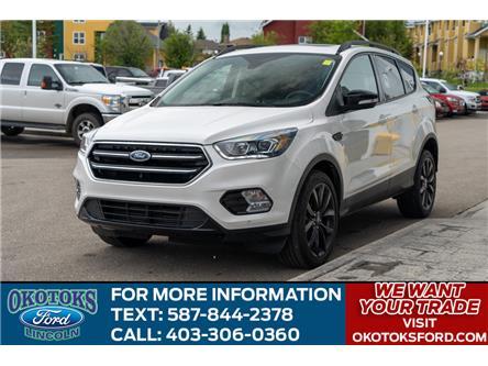 2019 Ford Escape Titanium (Stk: B81657) in Okotoks - Image 1 of 26