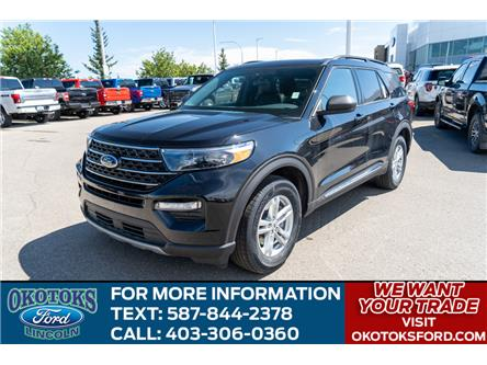 2020 Ford Explorer XLT (Stk: LK-75) in Okotoks - Image 1 of 7
