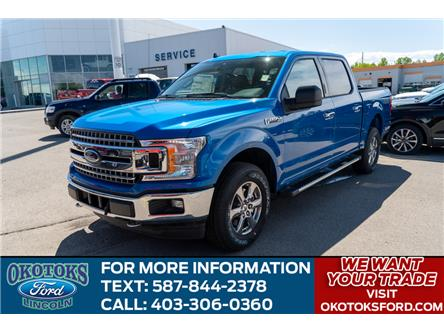 2020 Ford F-150 XLT (Stk: LK-98) in Okotoks - Image 1 of 5