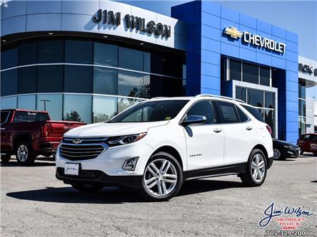 2020 Chevrolet Equinox Premier (Stk: 202090) in Orillia - Image 1 of 30