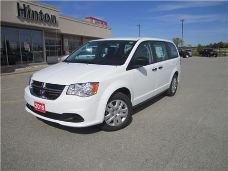 2019 Dodge Grand Caravan 29E Canada Value Package (Stk: 19312) in Perth - Image 1 of 21