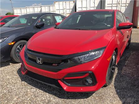 2020 Honda Civic Si Base (Stk: I200825) in Mississauga - Image 1 of 5