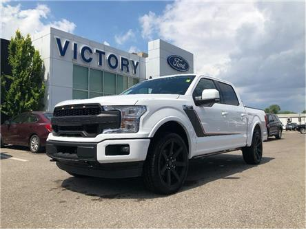 2020 Ford F-150 Lariat (Stk: VFF19341) in Chatham - Image 1 of 23