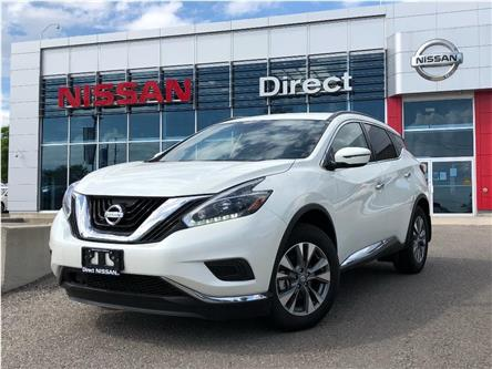 2018 Nissan Murano S | BRAND NEW!!! CLEAR OUT!!! (Stk: N3580) in Mississauga - Image 1 of 20