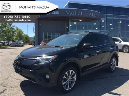 2017 Toyota RAV4 Limited (Stk: 28355) in Barrie - Image 1 of 21