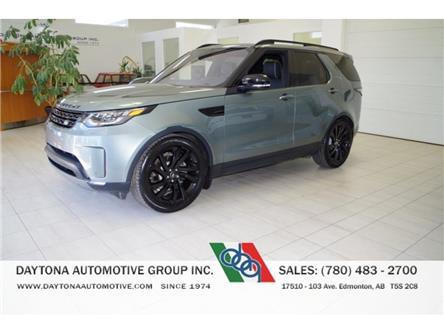 2017 Land Rover Discovery DIESEL Td6 HSE LUXURY (Stk: 4076) in Edmonton - Image 1 of 25