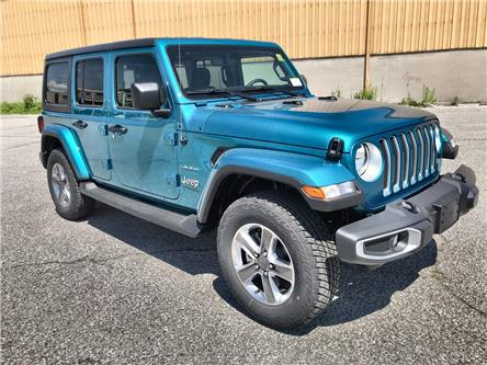 2020 Jeep Wrangler Unlimited Sahara (Stk: 2632) in Windsor - Image 1 of 13