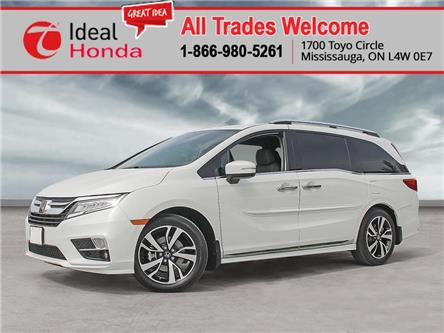 2020 Honda Odyssey Touring (Stk: I200286) in Mississauga - Image 1 of 23