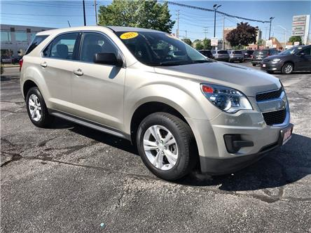 2015 Chevrolet Equinox LS (Stk: 45159A) in Windsor - Image 1 of 12