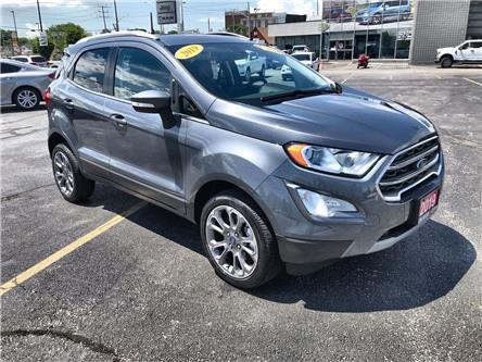 2019 Ford EcoSport Titanium (Stk: 45177) in Windsor - Image 1 of 14