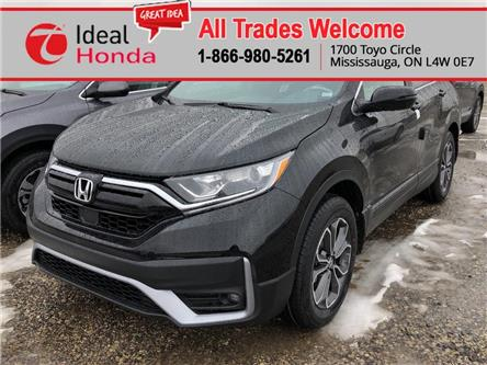 2020 Honda CR-V EX-L (Stk: I200157) in Mississauga - Image 1 of 5