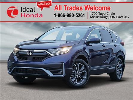 2020 Honda CR-V EX-L (Stk: I200143) in Mississauga - Image 1 of 23