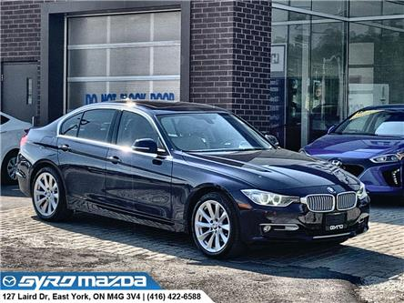 2014 BMW 328i xDrive (Stk: 29566A) in East York - Image 1 of 29