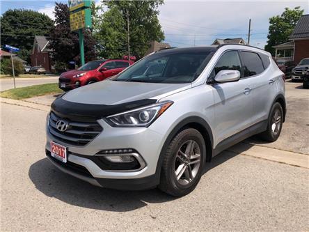 2017 Hyundai Santa Fe Sport Luxury (Stk: 83650) in Belmont - Image 1 of 23