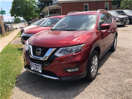2018 Nissan Rogue SV (Stk: 99494) in Belmont - Image 1 of 19
