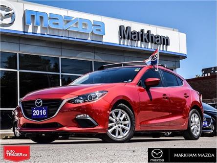 2016 Mazda Mazda3 Sport GS (Stk: P1982) in Markham - Image 1 of 27