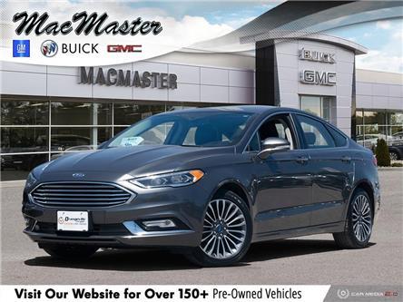 2017 Ford Fusion SE (Stk: U127269-OC) in Orangeville - Image 1 of 28