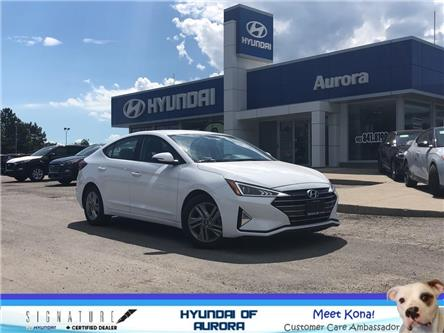 2020 Hyundai Elantra  (Stk: 5195) in Aurora - Image 1 of 21