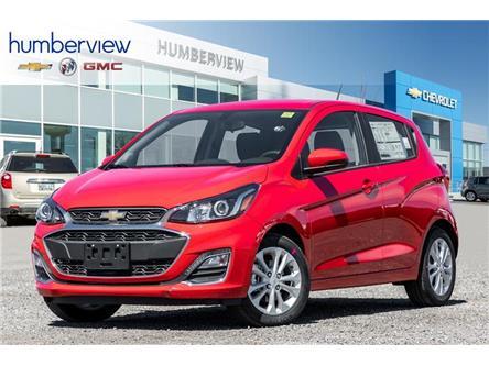 2020 Chevrolet Spark 1LT CVT (Stk: 20SK023) in Toronto - Image 1 of 18