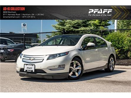 2012 Chevrolet Volt Base (Stk: O13001A) in Markham - Image 1 of 21