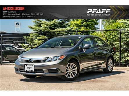 2012 Honda Civic EX-L (Stk: 39007AA) in Markham - Image 1 of 20