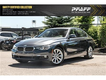 2016 BMW 328i xDrive (Stk: D13073) in Markham - Image 1 of 22