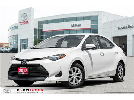 2017 Toyota Corolla CE (Stk: 815338) in Milton - Image 1 of 17