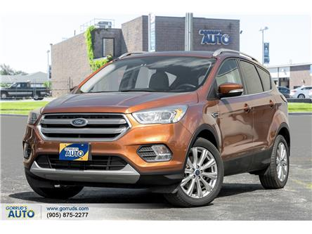 2017 Ford Escape Titanium (Stk: D70500) in Milton - Image 1 of 19